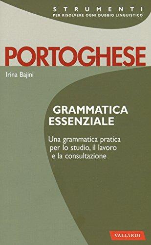 Portoghese. Grammatica essenziale