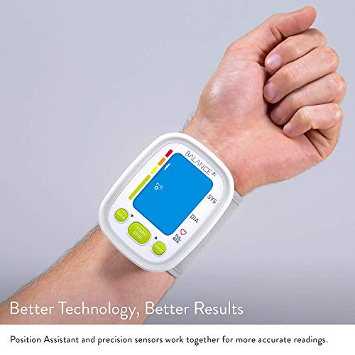 GreaterGoods Wrist Blood Pressure Monitor