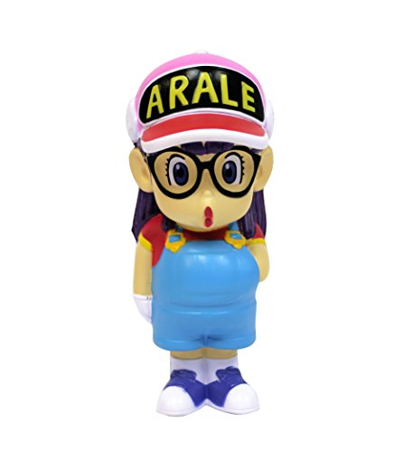 SD toys SDTSDT27322, Figurina Dr. Slump Antistress, 14 cm, Multicolore