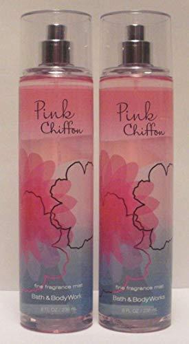 Pink Chiffon Fine Fragrance Mist 8 Oz (Set of Two)