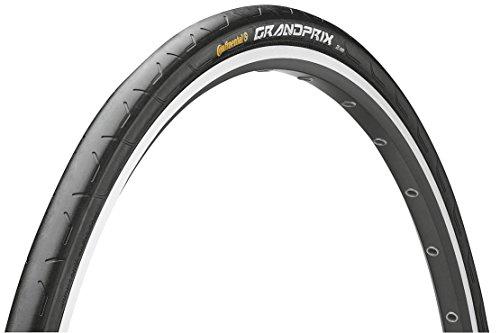 Continental Unisex– Erwachsene Grand Prix 28-622 Fahrradreifen, schwarz, 28