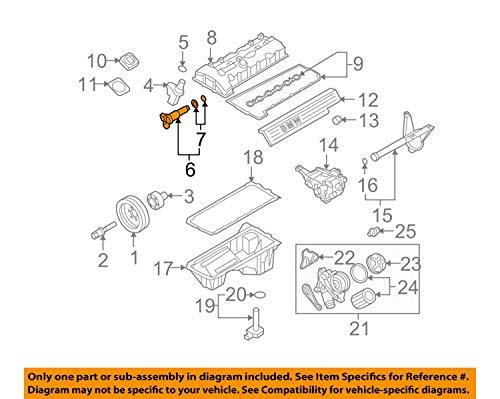 BMW 11-36-7-585-425 Engine Valve Adjuster, 1 Pack