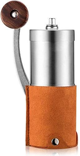 Espresso machine Duurzaam Multifunctionele Manual Koffiezetapparaat koffieboon Household slijpmachine Mini Kleine Crusher Portable Koffiemolen Geniet van vers gemalen koffie (Kleur: C2, Afmetingen: 13