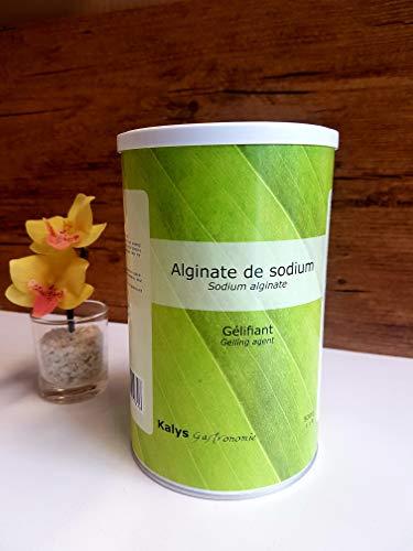 KALYS – Cucina molecolare – Alginato di sodio 500 g – Gelificante