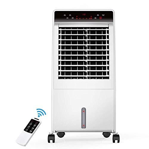LY88 Kühlung und Heizung Dual-Use-Klimaventilator, großer 8-Liter-Wassertank, Kühlschrank im Schlafzimmer-Schlafsaal, dreistufige Windgeschwindigkeit, Fernbedienung, Luftkühler
