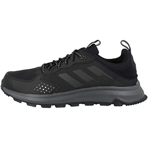 adidas Response Trail, Zapatillas Hombre, NEGBÁS/GRISEI/Gridos, 48 2/3 EU