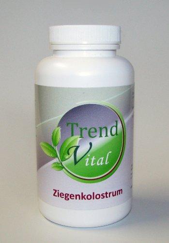 Ziegenkolostrum 180 Kaps. 250 mg