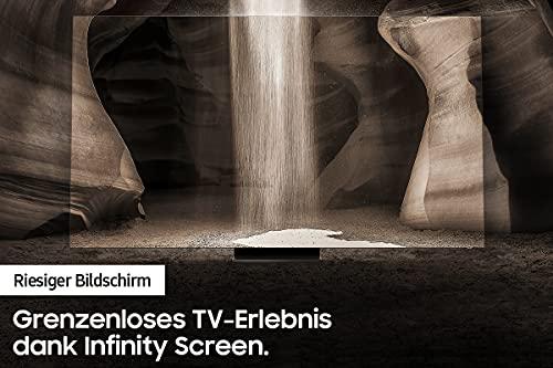 Samsung Neo QLED 8K TV QN900A 65 Zoll (GQ65QN900ATXZG), Quantum HDR 3000, Quantum Matrix Technologie Pro, Infinity Screen [2021]