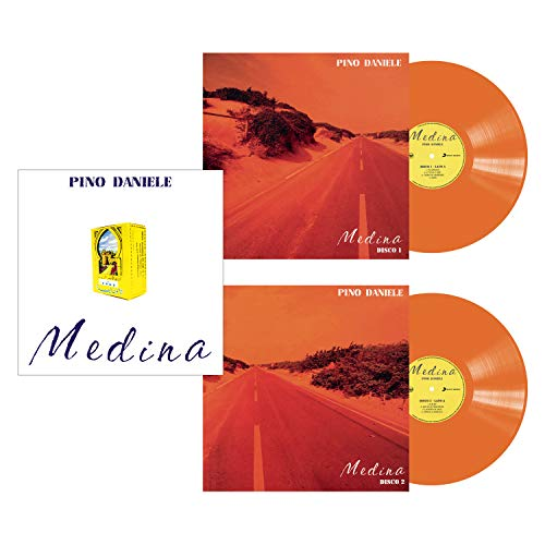 Medina (Vinile Arancione Limited) [2 LP] Esclusiva Amazon.it Vinyl Week 2020