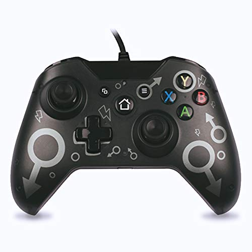 Xbox One Controller kabelgebundenes Gamepad Joystick für Xbox One / One S / One X / xbox series X und PC Windows 7/8/10