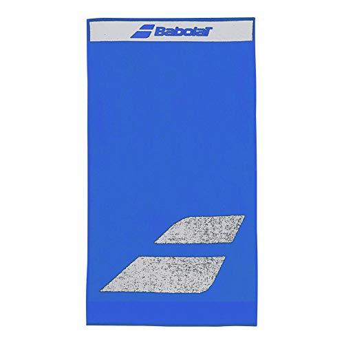 Babolat Medium Towel Toalla, Unisex Adulto, Diva Blue/White, Talla Única