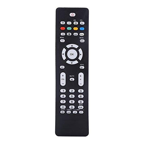Exliy Intelligent TV RC2034301-01 Reemplazo de Control Remoto, Control Remoto de TV Universal portátil para TV Inteligente para Philips