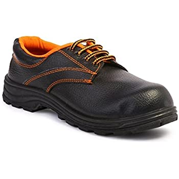 Safari Pro Safex PVC Safety Shoes Steel Toe (Size 10)