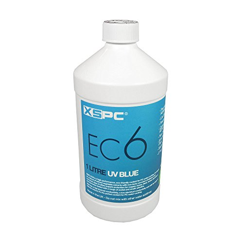 XSPC xs-ec6-blu refrigerante no conductivo– Azul (UV Azul)