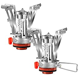 Wood Burning Backpacking Stove Stove For Outdoor Enthusiasts