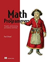 Math for Programmers Front Cover