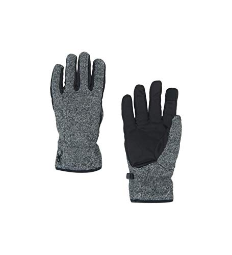 Spyder Herren Bandit Stryke Handschuhe, Black, M