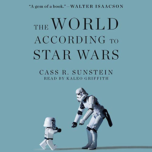 Page de couverture de The World According to Star Wars