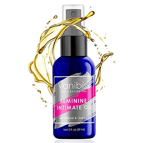 Vanibiss Feminine Intimate Oil - Relieves Vaginal Odor,...