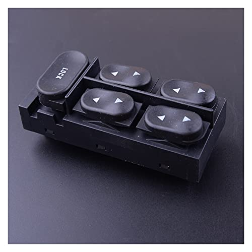 CMEI Master Power Control Interruptor de puerta de ventana para Ford Mustang Convertible 1994-1999 2000 2001 2002 2003 2004 F4ZZ14529B