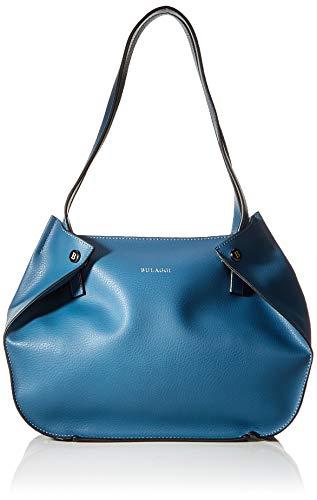 Bulaggi Oleana Shopper - Borse a zainetto Donna, Blu (Blau), 14x26x32 cm (B x H T)