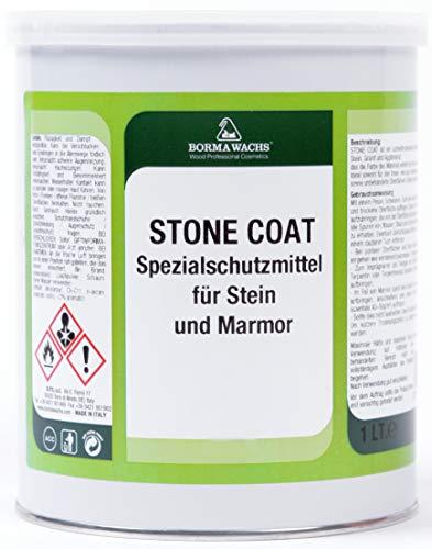 Marmor Travertine Terracotta Granit Stein Agglomerate Lack Schütz 1L FARBLOS