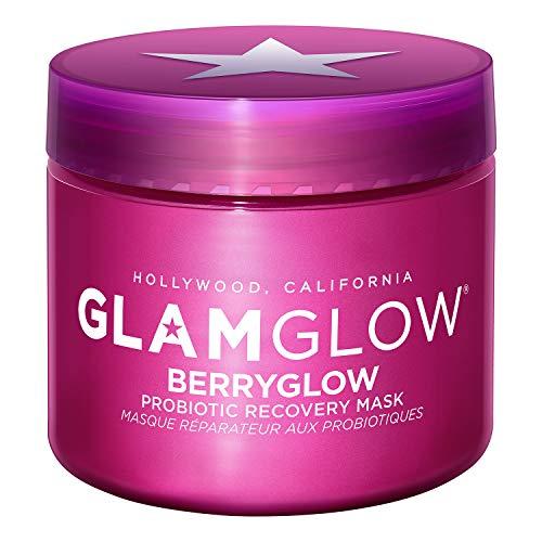 Glamglow Berryglow Probiotic Recovery Mask 2.5 Oz Unisex, 2.5 Oz
