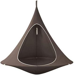 ACEHE Chaise de balançoire Papillon, Soucoupe Volante hamac en Nylon portatif léger pour Les Essentiels de Camping de Camp...