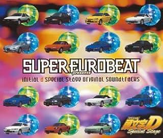 Super Eurobeat Presents Initial D Special Stage Original Sound Tracks