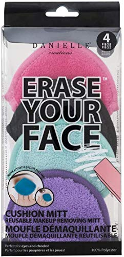 Effacer votre visage - Chiffons de démaquillage réutilisables ~ Soins du visage