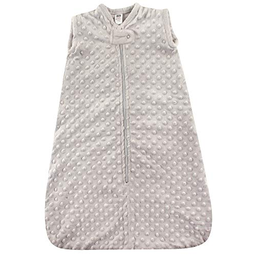 Hudson Baby Baby Girls' Infant Wearable Safe Cozy Warm Sleeping Bag