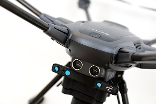 Yuneec Typhoon H Pro with Intel RealSense Technology - 4K Collision...