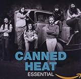 Songtexte von Canned Heat - Essential