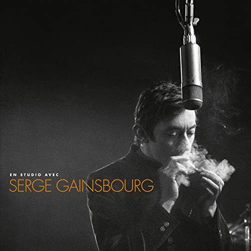 En studio avec Serge Gainsbourg