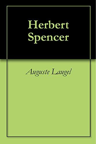 Herbert Spencer (French Edition)