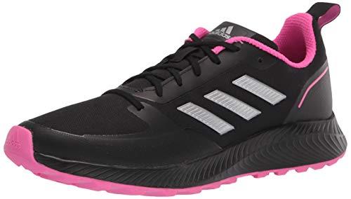adidas,Womens,Runfalcon 2.0 Trail,Black/Silver...