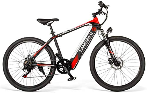 Bicicletas eléctricas para adultos 250 W Bicicleta eléctrica, batería de litio móvil de 36 V 8 Ah, bicicleta todo terreno E-MTB para hombres y mujeres / bicicleta eléctrica de montaña de 26 pulgadas