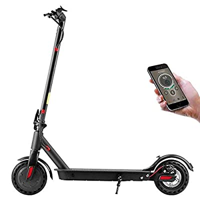 Blue Pigeon - E9T E-Scooter Foldable Ultralight Electric Scooter 25km/h 7.5Ah Fast Speed Scooter with 3 Speed mode