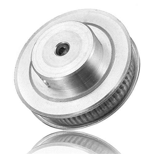 KEKEYANG Computer Accessories, 5mm 60 Tooth 60T Bore GT2 Timing Pulley for RepRap Prusa Mendel 3D Printer Tools