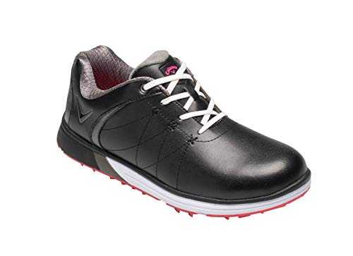 Callaway Women's Golf Shoes, Black Black 10, 8.5 UK