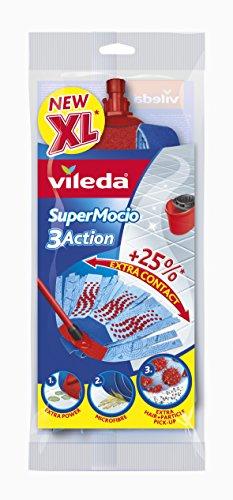 Country Vileda VIL127917 Supermocio 3 Action Refill [Kitchen & Home]