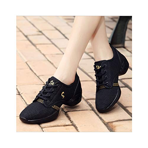 HaoLin Calzado Deportivo para Caminar para Mujer - Zapatillas Sin Cordones Zapatillas para Correr Zapatillas Deportivas para Mujer | Zapatos de Salón para Mujer,OneColor-41 EU