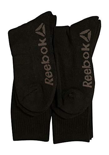 Reebok 6 Pack Mens Performance Training Crew Socks