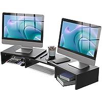 Atumtek Dual Monitor Stand Riser