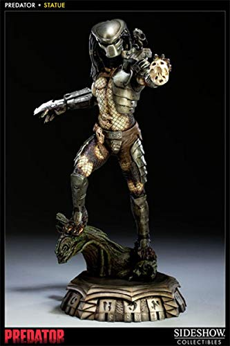 "Predator 14"" Polystone Statue Sideshow Collectibles"