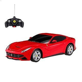 لعبة سيارة فيراري اف 12 بريموت كنترول من راستار - احمر
