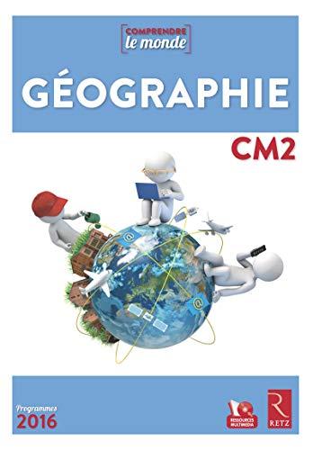 Géographie CM2 (1 CD-Rom)