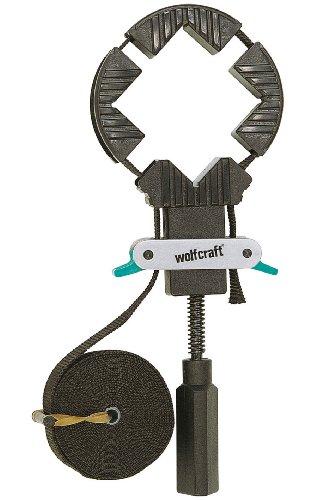 Wolfcraft Wolfcraft 3416000 Rahmen-Bandspanner mit 4 Bild