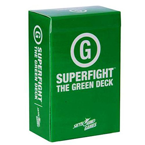 Superfight: Das Grün Deck