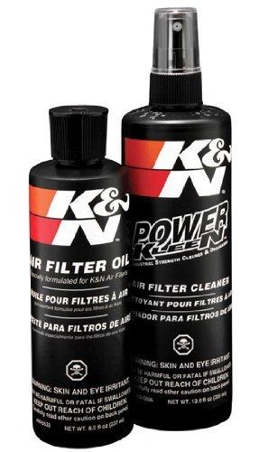 K&N 99-5050 - Kit de filtros para limpieza de coches